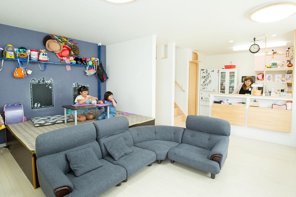 私たちのことを真剣に考え、ご提案いただき、本当に満足する家が建てられました