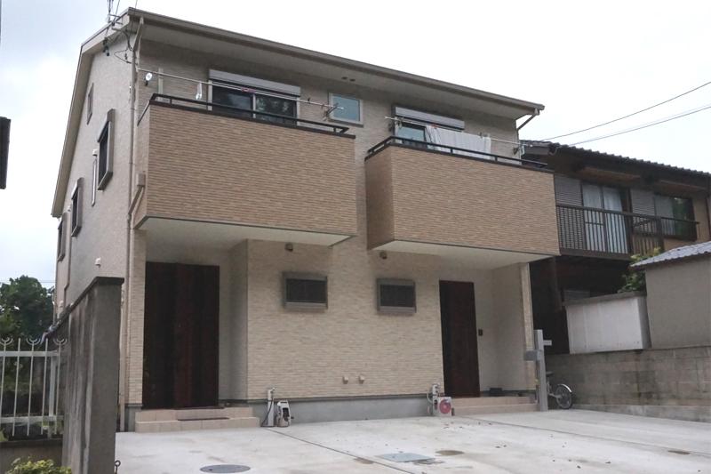 オーダー住宅『収入付き二世帯住宅』