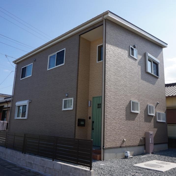 オリジナル住宅『想いのこもった光あふれる家』